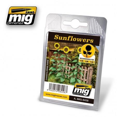 Ammo Mig - Sunflowers