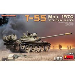 Miniart 1/35 T-55 Mod. 1970...