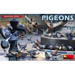 Miniart 1/35 Pigeons