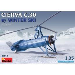 Miniart 1/35 Cierva C.30...