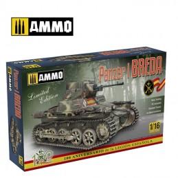 Ammo Mig 1/16 Panzer I...