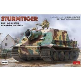 Rye Field 1/35 Sturmtiger...