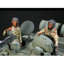 Warriors 1/35 African T-55...