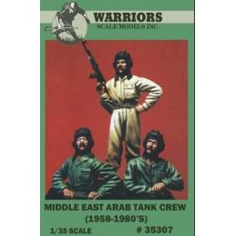 Warriors 1/35 Mideast Arab...