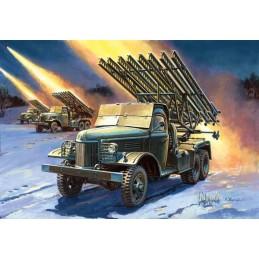 Zvezda 1/35 BM-13 Katyusha...