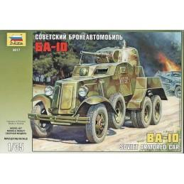 ZVEZDA 1/35 Soviet Armored...