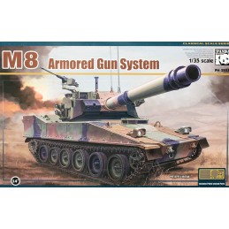 Panda 1/35 M8 Armored Gun...