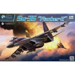 Kitty Hawk 1/48 Su-35...