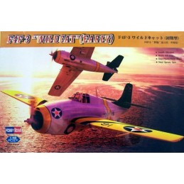Hobby Boss 1/48 F4F-3 early...