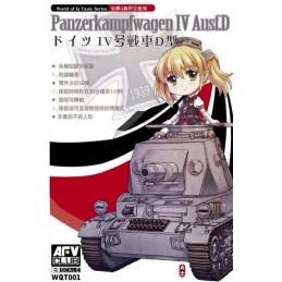 AFV Panzerkampfwagen IV...