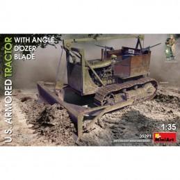 Miniart 1/35 U.S. Armored...