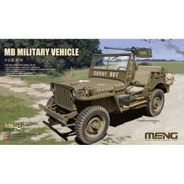 Meng 1/35 MB Military Vehicle
