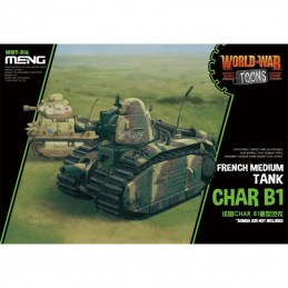 Meng French Heavy Tank Char...