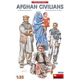 Miniart 1/35 Afghan Civilian