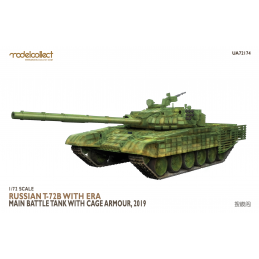 Modelcollect 1/72 T-72B...