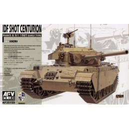 AFV 1/35 IDF Shot Centurion