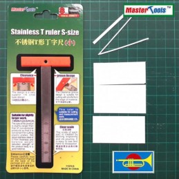 Trumpeter Stainless T Ruler...