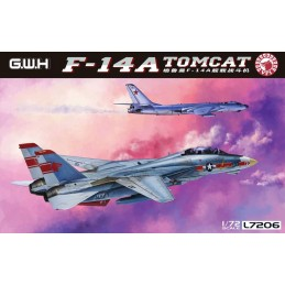 Great Wall Hobby 1/72 F-14A...