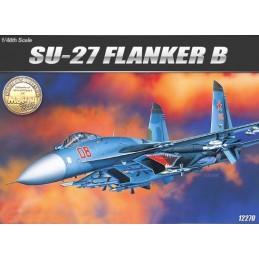 Academy 1/48 SU-27 FLANKER B