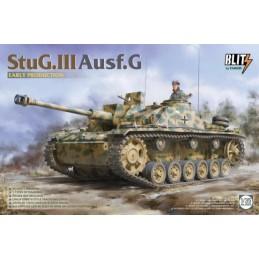 Takom 1/35 Stug. III ausf....