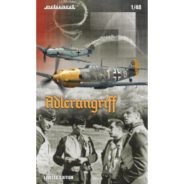 Eduard 1/48 ADLERANGRIFF...