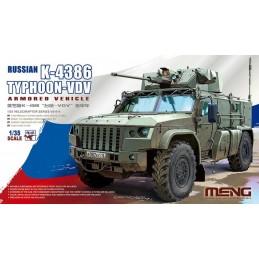 MENG 1/35 Russian K-4386...