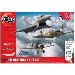 Airfix 1/72 RAF Centenary...