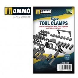 Ammo Mig 1/35 Tiger tool...
