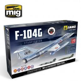 Ammo Mig 1/48 F-104 G...