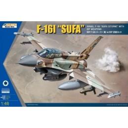 Kinetic F-16I SUFA with IDF...