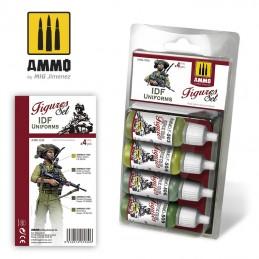 Ammo Mig - IDF UNIFORMS SET
