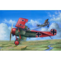 I Love Kit 1/24 Fokker Dr.I