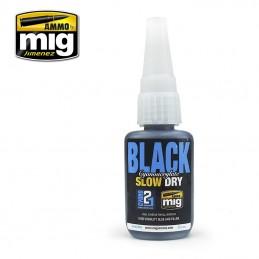 Ammo Mig - BLACK SLOW DRY...