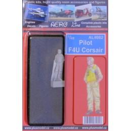 Plus Model 1/48 Pilot F4U...