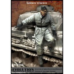 Evolution 1/35 German Tankman