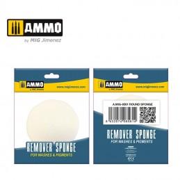 Ammo Mig - ROUND SPONGE