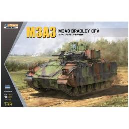 Kinetic 1/35 M3A3 Bradley CFV