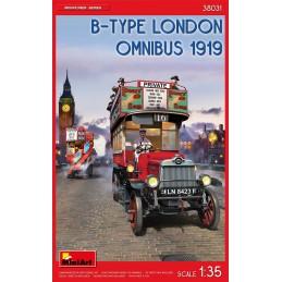 Miniart 1/35 B-Type London...