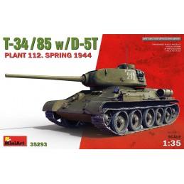 Miniart 1/35 T-34-85...