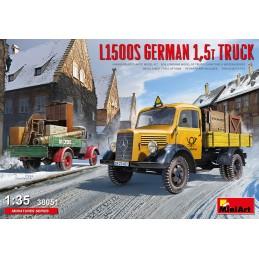 Miniart 1/35 L1500S German...