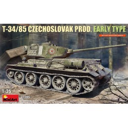 Miniart 1/35 T-34/85...