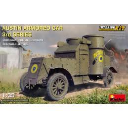 Miniart 1/35 Austin Armored...