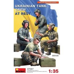 Miniart 1/35 Ukrainian Tank...