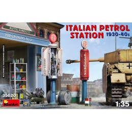 Miniart 1/35 Italian Petrol...