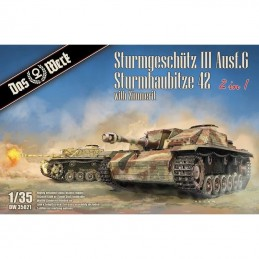 Das Werk 1/35 Sturmgeschütz...