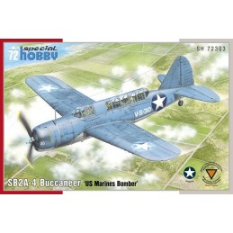 Special Hobby 1/72 S B2A-4...