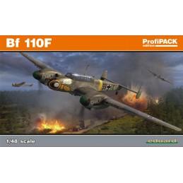 Eduard 1/48 Bf 110F Profipack