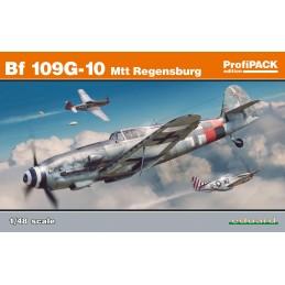 Eduard 1/48 Bf 109G-10 Mtt...