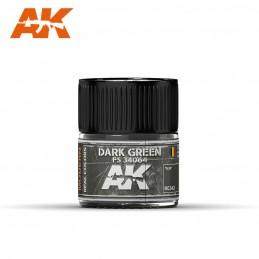 AK Real Colors DARK GREEN...