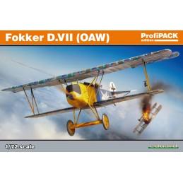 Eduard 1/72 Fokker D. VII...